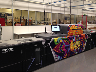 Ricoh launches production workhorse | Digital Printer