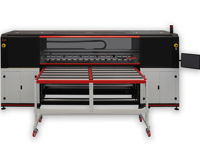 AEG wide format UV-curable printers make debut | Digital Printer